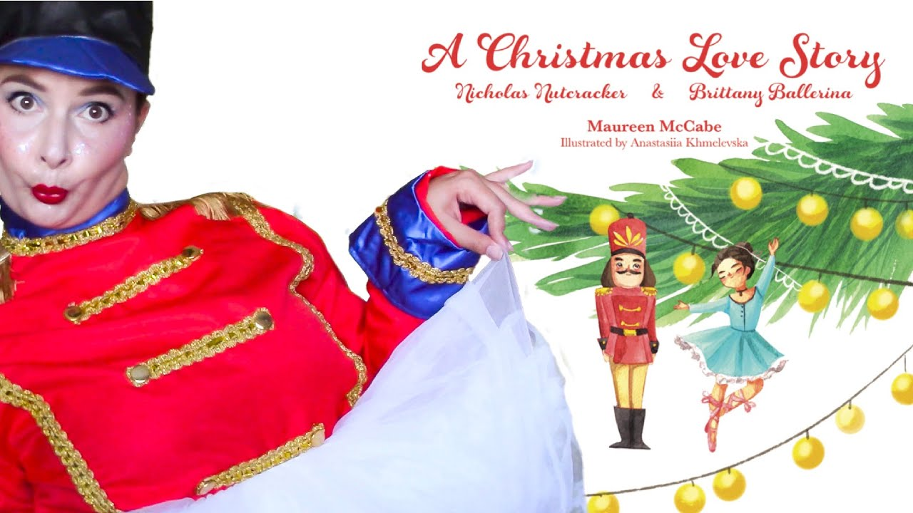 Hilarious Reading by Jukie Davie - A Christmas Love Story: Nicholas Nutcracker & Brittany Ballerina
