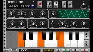 Modular Synth Tutorial - Caustic 3