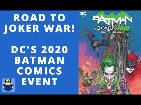 Download Road to Batman: The Joker War!