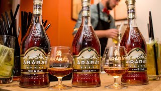 ARARAT - Top Shelf Brandies | HD