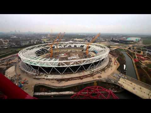 TIME-LAPSE: Spectacular new Stadium footage