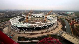 TIME-LAPSE: Spectacular new Stadium footage