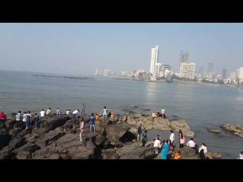 Hajrat Haji Ali Dargah.... Sea View..