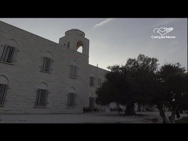 Conheça o convento das irmãs carmelitas descalças na Terra Santa