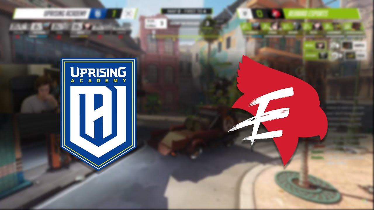 NA Contenders S3 Grand Final Review -- Redbird Esports vs Uprising Academy