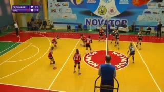 Волейбол. Педуніверситет - ПНУ