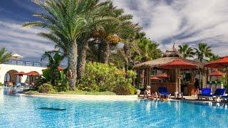Тунис отели.Sentido Djerba Beach 4*.Обзор