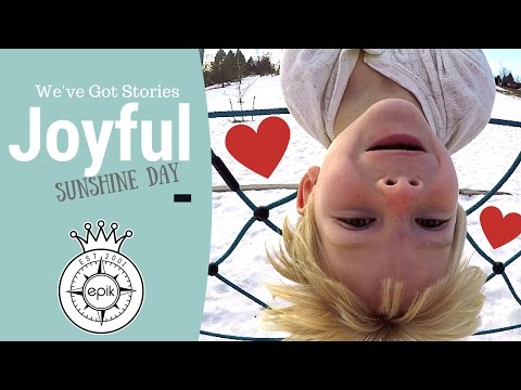 Joyous Sunshine | Daily Family Vloggers