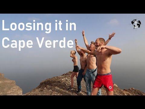 Sailing Constellation Ep12 - Loosing it in Cape Verde