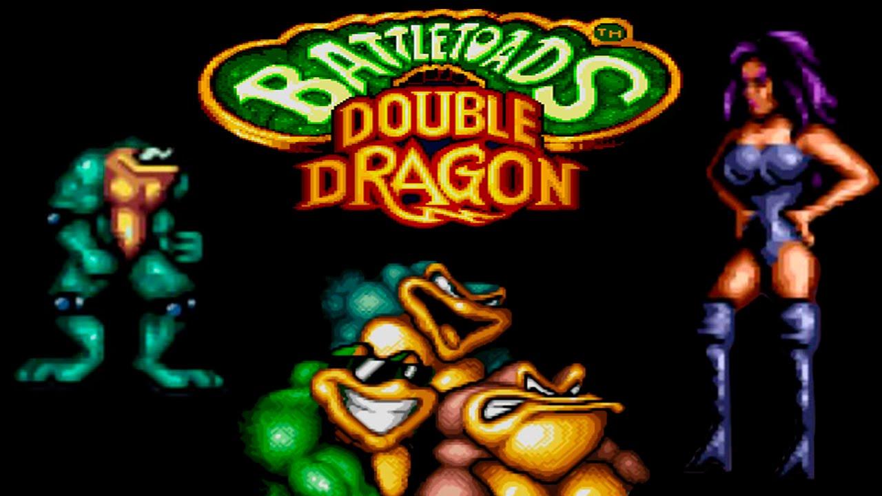 Battletoads And Double Dragon прохождение (Super Nintendo / SNES)