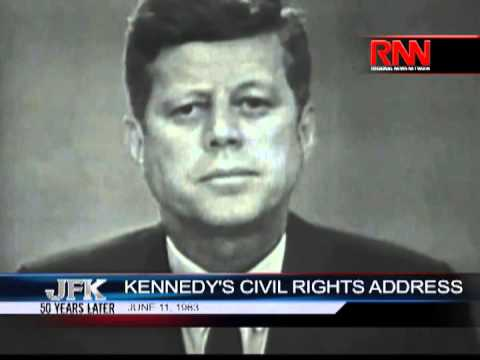 JFK: 50 Years Later -- Kennedy