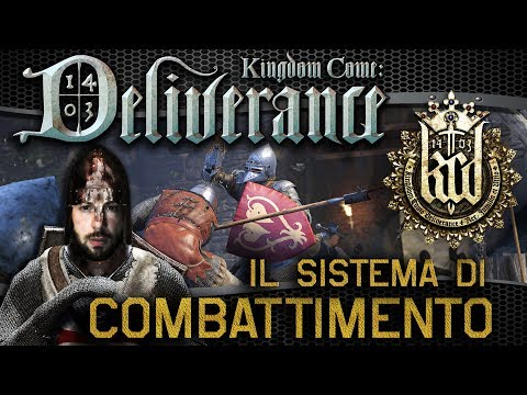 Kingdom Come: Deliverance | Combat System ( ITALIANO 2K )