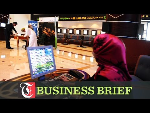 Business Brief - Oman's stock market ends higher