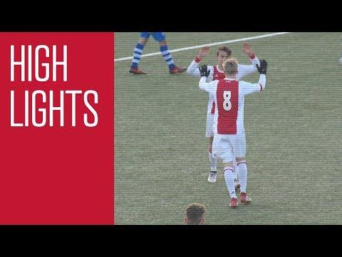 Highlights Ajax O17 - PEC Zwolle O17