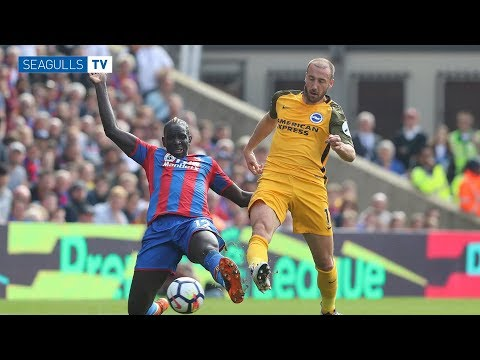 CRYSTAL PALACE 3 BRIGHTON & HOVE ALBION 2