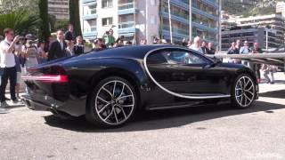 Бугатти Широн (Bugatti Chiron). Роскошь за 220 млн. рублей.