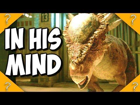 Stygimoloch POV Escape from Nublar