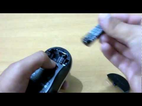 How to set up and use a bluetooth mouse ?