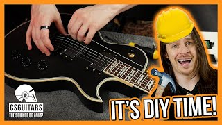 CHEAP Guitar EXPENSIVE Upgrades   Harley Benton Project
