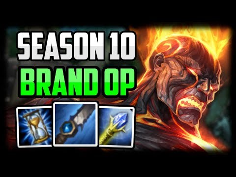 How to Play Brand in Season 10 for Beginners | Brand Jungle
