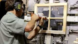 How Strafford Window Manufacturing, Inc Makes Wood Window Sash For Sheds, Barns And Stables