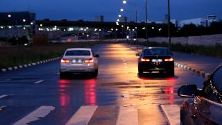 BMW F30 328i vs. F30 320d