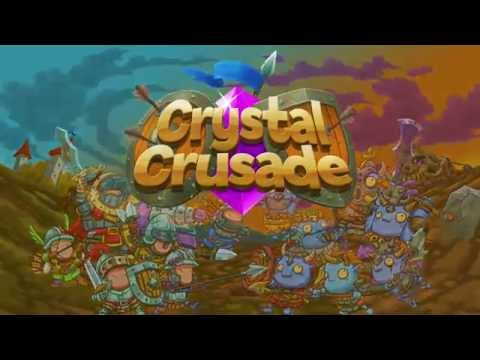 Crystal Crusade : Trailer 1