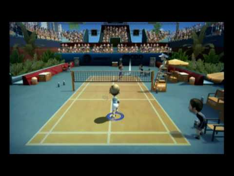 Classic Game Room - RACQUET SPORTS for Nintendo Wii review