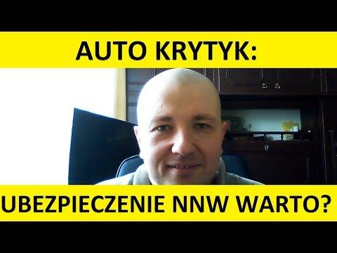 Ubezpieczenie NNW kierowcy i pasażerów samochodu? #Auto Krytyk