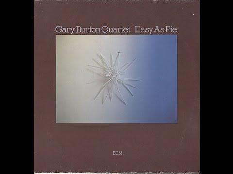 "Gary Burton Quartet – ""Easy As Pie"" LP [June 1980]"