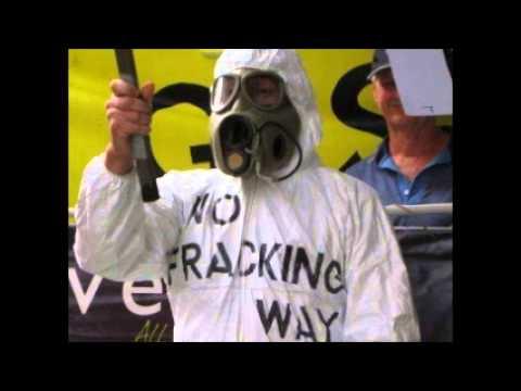 The health impact of coal seam gas mining
