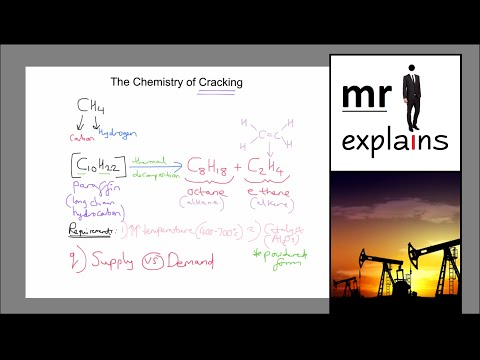mr i explains: The Chemistry of Cracking