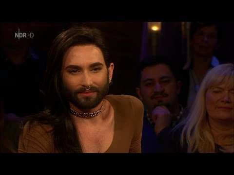 Conchita Wurst - NDR Talk Show, 20.01.2017 (russian&english subtitles)