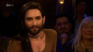 Conchita Wurst - NDR Talk Show, 20.01.2017