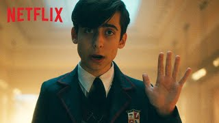 No. 5's Best Lines in The Umbrella Academy | Netflix