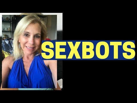 Sex Robots? Would you want one or a real person? - 동영상