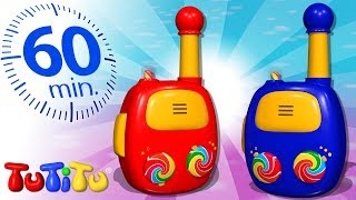TuTiTu (ТуТиТу) Игрушки | Рация