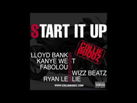Lloyd Banks  Start It Up Remix ft Collie Buddz, Swizz Beatz, & Fabolous