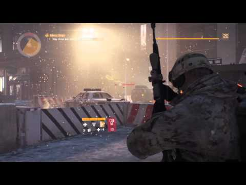 [DADS//PS4] The Division // Pennsylvania Plaza: Encounters & Side Missions