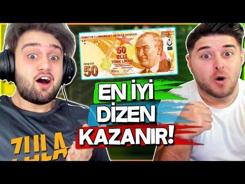 50TL İLE EN İYİ HESABI DİZEN KAZANIR!! ZULA GROWE VS RAİNLOX