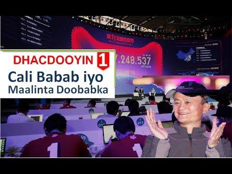 Dhacdooyin | 1 | Cali baba iyo maalinta Doobabka | #OGAANSHO