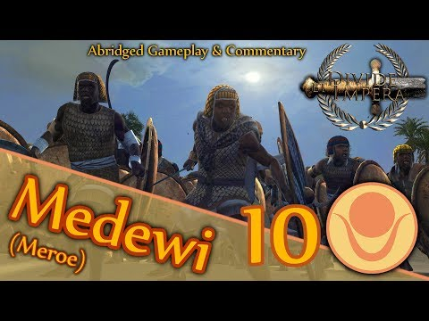 Divide Et Impera Medewi #10 | Total War Rome 2 Abridged Campaign Commentary
