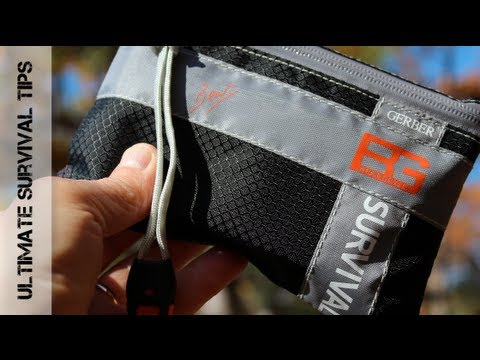 Gerber Bear Grylls Ultimate Survival Kit Review Best