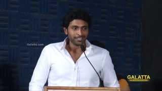 Vikram Prabhu On Vellakkara Durai | Galatta Tamil