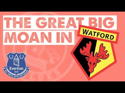 The GrandOld Moan In - Watford (h)