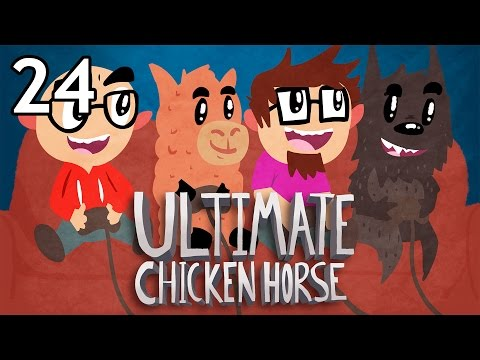 Ultimate Chicken Horse with Friends - Episode 24 [Fan Favorite]