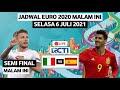 Jadwal Bola Malam Ini: Selasa 6 Juli 2021 | Euro 2020