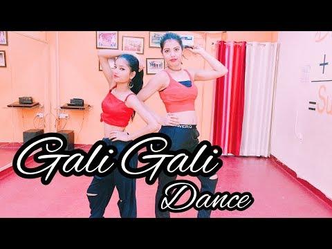 KGF : Gali Gali   Dance Video   Neha Kakkar   Mouni Roy   Shalu Tyagi Dance.