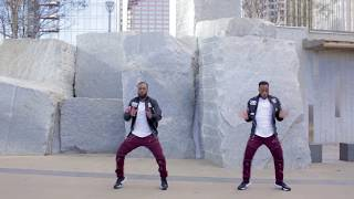 Finesse (Remix) - Bruno Mars feat. Cardi B {Da Twinz Dance Video}