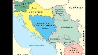 Vor 15 Jahren: Beginn des Bürgerkriegs in Jugoslawien Teil (1/2)